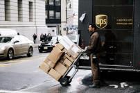 UPS Zusteller