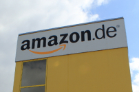 Amazon mit neuem Logistikzentrum.