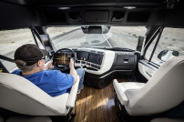 Daimlers selbstfahrender LKW