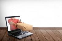 Paket per Online-Bestellung kaufen