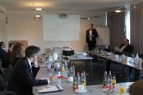 Logistikexperten in Berlin.