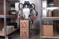 Google-Roboter in der Logistik.
