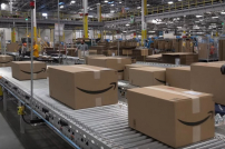 Fulfillment Center von Amazon