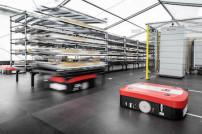 Audi testet Fahrerlose Transportsysteme