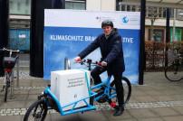 Bundeswettbewerb: Klimaschutz im Radverkehr