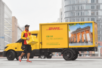 DHL Street Scooter