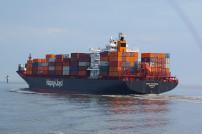 Hapag Lloyd Containerschiff MV Bonn Express