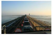 Autoreisezug nach Sylt