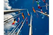 Flaggen der europäischen Mitgliedsstaaten