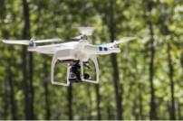 Drohnenflug ist nicht immer erlaubt.