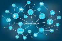 Digitalisierung in der Logistikbranche.