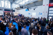 Internet World Messe Publikum