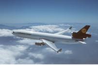 Flugzeug der Lufthansa Cargo
