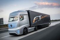 mercedes Benz Future Truck