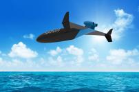 Konzept Drohne Natilus