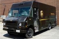 UPS-Transporter