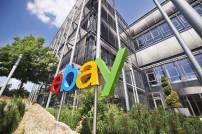 eBay Logo - Sitz von eBay in Deutschland