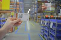 DHL testet Datenbrillen in US-Logistikzentren.